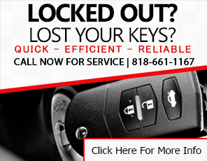 Contact Us | 818-661-1167 | Locksmith La Crescenta, CA